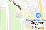 Схема проезда до компании Пятерочка в Лыткарино