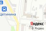 Схема проезда до компании BEERЛОГА в Донецке