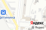 Схема проезда до компании ЖЭК №2 Пролетарского района в Донецке