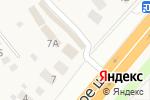 Схема проезда до компании Магазин автозапчастей в Кощейково