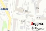 Схема проезда до компании Дельфин в Донецке