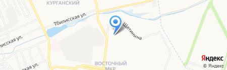 Немецкие Окна и Двери на карте Донецка