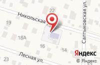 Схема проезда до компании Красный Восток в Москве
