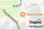 Схема проезда до компании Союз пешеходов в Ивантеевке