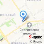 Белорусские колбасы на карте Старого Оскола