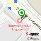Местоположение компании МОСМЕТМАРКЕТ