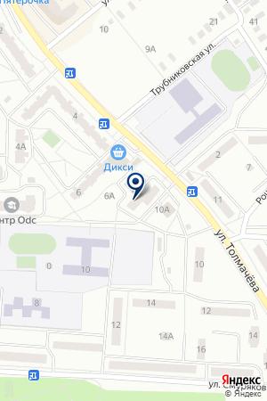 ОБЩЕЖИТИЕ МЕЛИОРАТОР на карте Ивантеевки