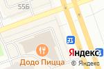 Схема проезда до компании Банкомат, Райффайзенбанк в Череповце