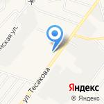 Все для ремонта на карте Киреевска