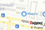 Схема проезда до компании Brosko, магазин женской одежды и бижутерии в Донецке