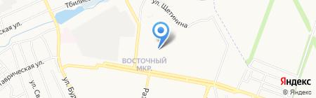 Киоск по изготовлению ключей на карте Донецка