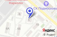 Схема проезда до компании ПРЕДПРИЯТИЕ ЛИФТОВОГО СЕРВИСА СЕРВИС-ЛИФТ в Люберцах