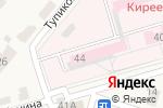 Схема проезда до компании Банкомат, Банк ВТБ 24, ПАО в Киреевске
