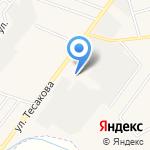 Интердекор на карте Киреевска