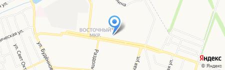 Домашний Доктор на карте Донецка