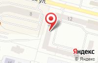 Схема проезда до компании Элит-Синдикат в Череповце