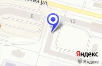 Схема проезда до компании ПАРИКМАХЕРСКАЯ ЖАСМИНА в Череповце