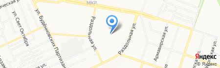 Донецкая общеобразовательная школа I-III ступеней №125 на карте Донецка