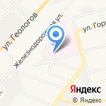 Поликлиника на карте Киреевска
