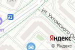 Схема проезда до компании ВиМед Профи в Москве