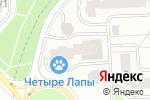 Схема проезда до компании Ломбард-С в Москве