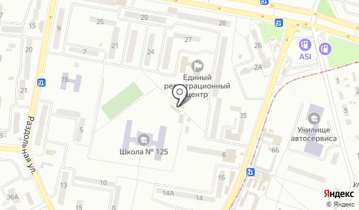 Старый Кахети. Схема проезда в Донецке
