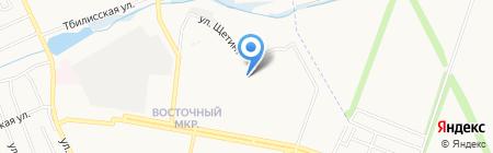 Детский сад №391 на карте Донецка