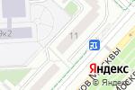 Схема проезда до компании Мистер Спорт в Москве