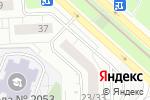 Схема проезда до компании Любимый в Москве