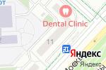 Схема проезда до компании Математический центр в Москве