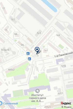 ДИЗАЙН-СТУДИЯ АННИКА ТРЕЙДИНГ на карте Люберец