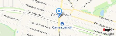 Храм Почаевской Иконы Божией Матери на карте Балашихи