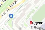 Схема проезда до компании АСК в Москве