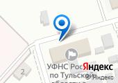 Межрайонная инспекция Федеральной налоговой службы России №8 по Тульской области на карте