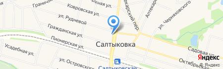 ОЗДОН-1 на карте Балашихи