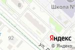 Схема проезда до компании Умный кролик в Москве