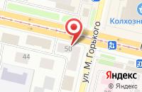 Схема проезда до компании Производственно-Коммерческое Предприятие «Экран» в Череповце