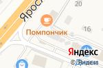 Схема проезда до компании Автомойка в Лесном