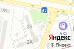 Схема проезда до компании Штопор в Донецке