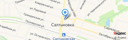 Противопожарная автоматика-ГАЛАКС на карте Балашихи