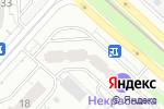 Схема проезда до компании Пулзар в Москве