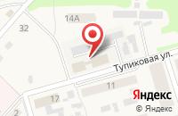 Схема проезда до компании Городское хозяйство, МКУ в Киреевске