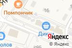 Схема проезда до компании Магазин хлебобулочных изделий в Лесном