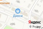 Схема проезда до компании Киоск печатной продукции в Лесном