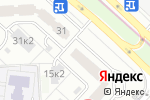 Схема проезда до компании СтройМонтаж в Москве