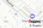 Схема проезда до компании Арома-Сервис в Москве