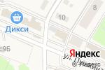Схема проезда до компании Киоск фастфудной продукции в Лесном
