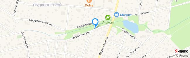 Овражная улица