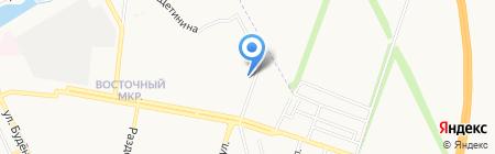 Клиника дружественная к молодежи центр медико-социальной помощи для детей на карте Донецка