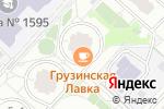 Схема проезда до компании Маргаритка в Москве